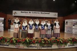 El Sorteo de Lotería más viajero reparte 105 millones desde el Conservatorio de Palma