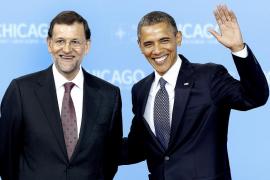 Obama y Rajoy repasarán la cooperación en Defensa, Latinoamérica y Afganistán