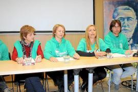 Los docentes defienden la gestión transparente de la caja de resistencia