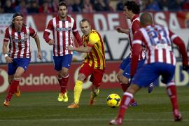 Dos estilos, un empate y el Barcelona 'campeón' de invierno