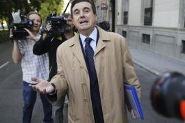 Matas pide no tener que comparecer periódicamente ante el Juzgado