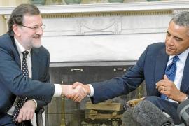 Obama advierte a Rajoy que su «gran desafío» es el paro