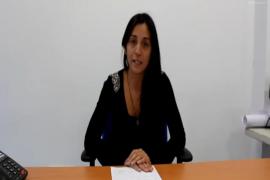 La madre de Malén pide a las autoridades que no desistan en la búsqueda de su hija
