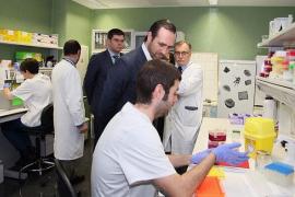 Son Espases abre un instituto de investigación con 550 profesionales