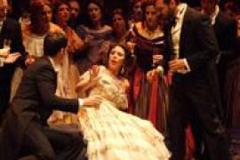 'La Traviata', de la Compañía de Ópera del Gran Teatro Nacional de Varna, en el Auditòrium