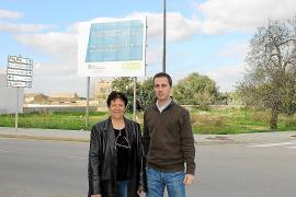 La gran afluencia turística obliga a habilitar dos nuevas zonas de párking en Santanyí