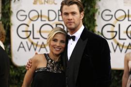 Hemsworth y Elsa Pataky