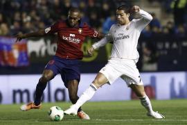 El Real Madrid soluciona la eliminatoria con goles de Ronaldo y Di María (0-2)