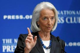 El FMI da por terminado lo peor de la crisis pero la recuperación es débil