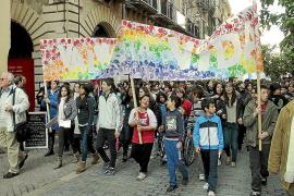 El Día Escolar de la No Violencia se queda sin manifestación