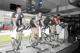 MegaSport reúne a la élite del pedal