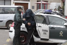 A prisión por el robo y crimen en el Port de Pollença