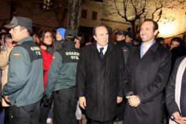 Bauzá pasará la revetla de Sant Antoni en Maó