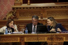 'Rodillo' del PP en el Consell: no acepta ni una enmienda de la oposición al Presupuesto