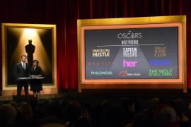 'La gran estafa americana' y 'Gravity',  grandes favoritas en los Oscar