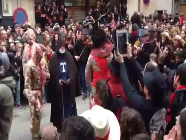 Manacor se rinde a la fiesta de Sant Antoni