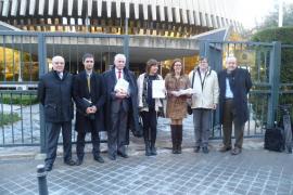 El Tribunal Constitucional admite el recurso del PSOE contra el TIL
