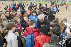 La fiesta se impone al conflicto entre el Ajuntament de sa Pobla y los docentes