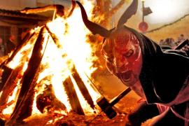 Los 'dimonis' prenden sa Pobla