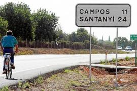 La autopista a Campos tendrá dos rotondas elevadas