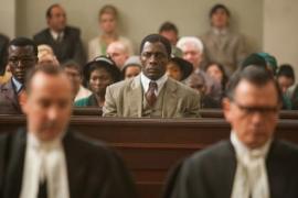 """Idris Elba en un fotograma de la película """"Mandela, del mito al hombre"""""""