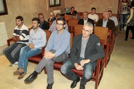 La Audiencia ratifica las condenas para los acusados en Turisme Jove