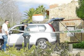 Las pruebas del ADN descartan que haya restos de Malén en la finca de sa Porrassa