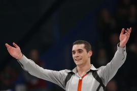 Javier Fernández revalida su título europeo en Budapest