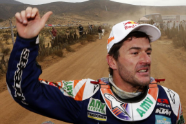 Marc Coma gana su cuarto Dakar
