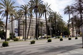 Acaba la restauración de la Lonja de Palma