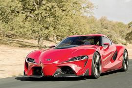 Toyota presenta a nivel mundial el FT-1