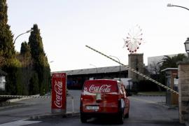 Coca-Cola despedirá a 750 personas y cerrará su planta embotelladora de Palma