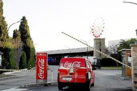 Coca-Cola cerrará la embotelladora de Palma, con 70 trabajadores en plantilla