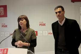 Armengol propondrá primarias abiertas a la comisión ejecutiva del PSIB-PSOE
