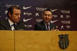 Rosell presenta su dimisión «irrevocable» por las acusaciones sobre el fichaje de Neymar