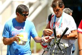 Nadal se reencuentra hoy con Federer en busca de su 19ª final de un grande