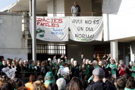 Dimisión en bloque en el IES Marratxí en solidaridad con March