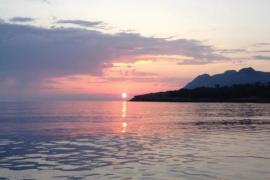 Amanecer en Cap Pinar, Mallorca