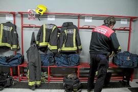 Las oposiciones a cabo de bomberos de Palma valoran más la formación que la antigüedad
