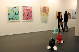 Los creadores y galeristas locales creen un «acierto» la bajada del IVA en el arte