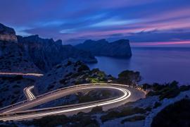 Carretera de Formentor, Mallorca