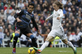 Modric guía la victoria del Madrid