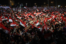 Al menos 49 muertos y 247 heridos en los enfrentamientos en Egipto