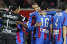 La efectividad del Levante le da los tres puntos en el Sánchez Pizjuán