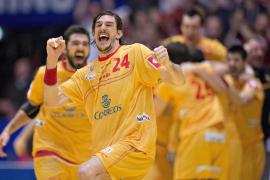 La selección española de balonmano se cuelga el bronce en el mundial