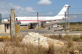 El Príncipe abandona República Dominicana con destino Honduras tras el fallo de un sensor del avión