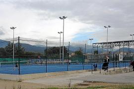 El polideportivo de Binissalem tendrá 4 pistas de pádel y otro campo de fútbol