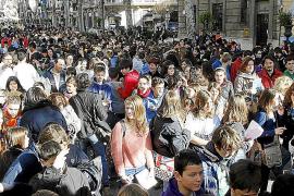 La 'Semana verde' teñirá el Día Escolar de la No Violencia