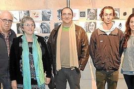 Exposición de Domiciano Brezmes en Algaida