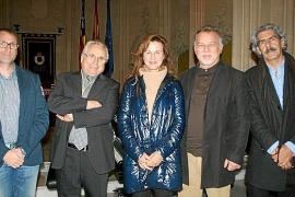 Andreu Riera, nuevo académico de la Reial Acadèmia de Belles Arts de Sant Sebastià